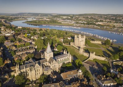 Rochester-Castle-Cathederal